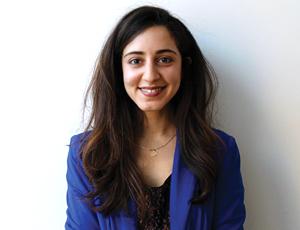 Amanda Ghahremani
