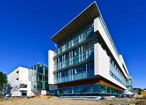 UBC law moves into its new digs