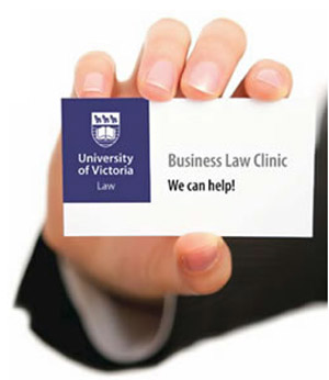 Hands-on business law at UVic
