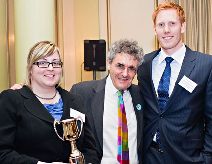 Osgoode takes home IP moot prize
