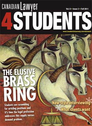 The elusive brass ring