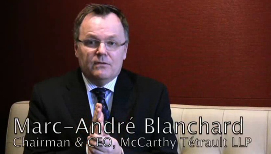 January Canadian Lawyer video profile