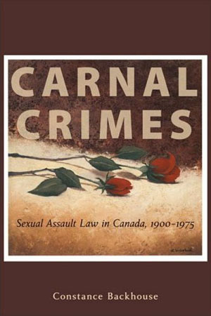 Carnal Crimes a real 'page-turner'