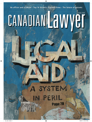 Legal aid: a system in peril