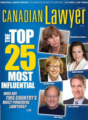 The Top 25 Most Influential 2011