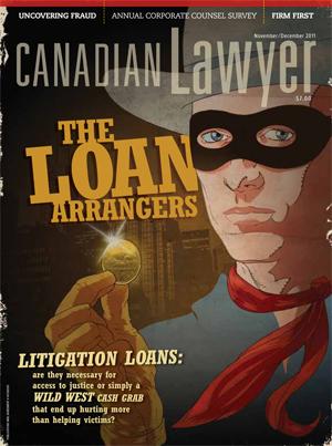 The loan arrangers