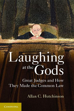 New book offers insight into great judicial minds