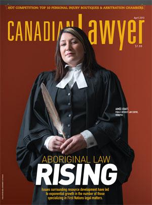 Aboriginal law rising