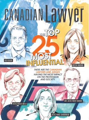 The Top 25 Most Influential 2013