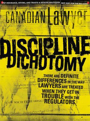 Discipline dichotomy