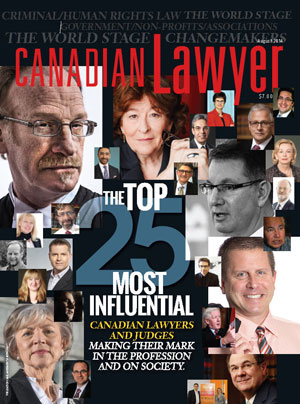 The Top 25 Most Influential 2014