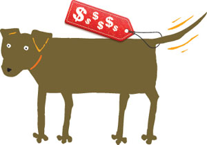 Pricing legal services: Is the tail wagging the dog?