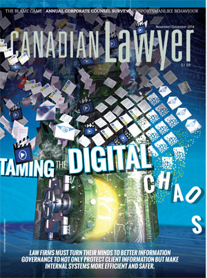 Taming the digital chaos