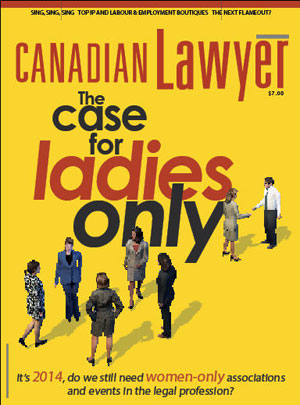 The case for ladies only