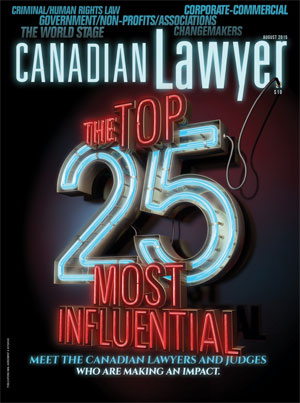 The Top 25 Most Influential