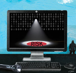 Demand for cyber-insurance on the upswing