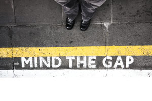 Mind the disclosure gap