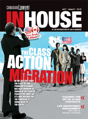 The class action migration