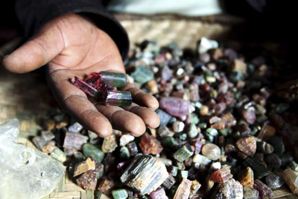 SEC rules on conflict minerals expected this year