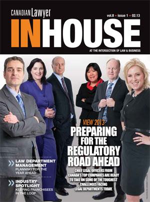 View 2013: Preparing for the regulatory road ahead