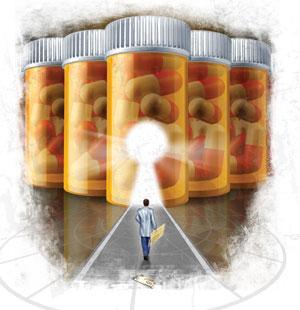 Pharma is on the Competition Bureau's radar
