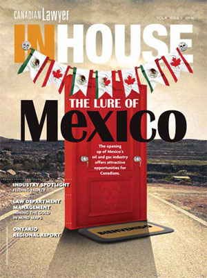 The lure of Mexico