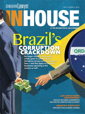 Brazil's corruption crackdown