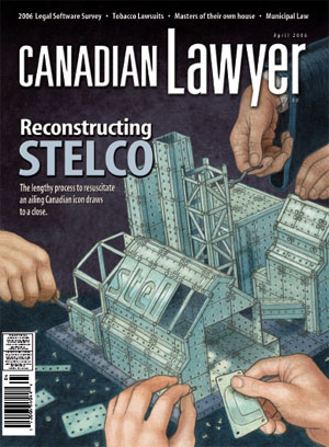 Reconstructing Stelco