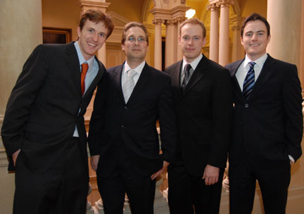 Osgoode wins 2007 FMC Gale Cup Moot