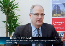 View 2015: Shaping the future with Robert Hemstock, Enmax Corp.