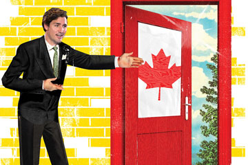 Trudeau's immigration promises