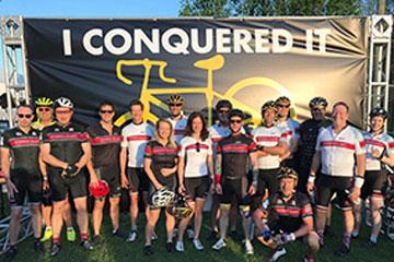 Stikeman Elliott raises $84,000 in Ride to Conquer Cancer