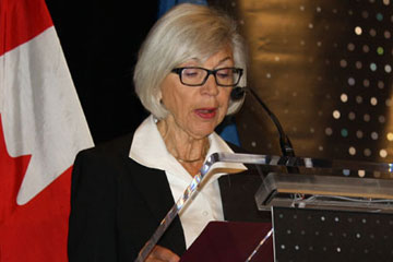 Chief Justice McLachlin announces she will retire in December