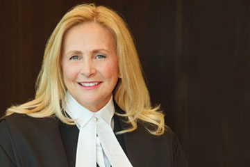 Sheilah Martin is new SCC judge