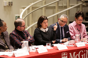 McGill panel explores the future of legal education