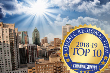 Sunny times ahead: Top 10 Quebec regional firms
