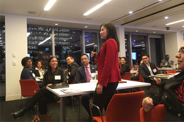 Diversity Pitch event brings together in-house and private practice