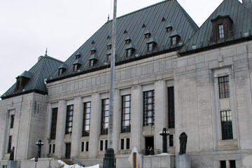 SCC upholds claim of workers compensation against a non-employer