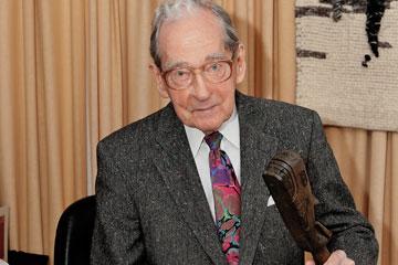 Legal centenarian going strong