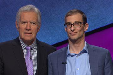 Thornhill lawyer is Jeopardy! winner