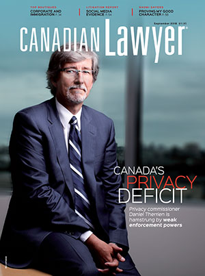 The top 10 Canadian legal ethics stories of 2013