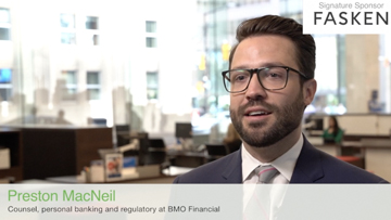 Innovatio winner 2018: Bank of Montreal: Tomorrow's leader, large department