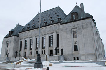 SCC rules that a national securities regulator is constitutional
