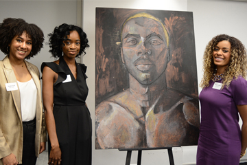 Miller Thomson hosts Black History Month art show