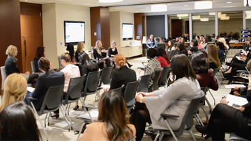 YWL panel shares insight on in-house career path