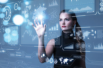Map the data