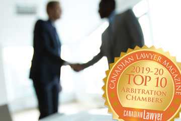 Faster, cheaper with less process: Top 10 Arbitration Chambers