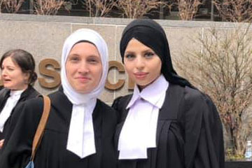 Quebec bill threatens careers of hijab-wearing lawyers