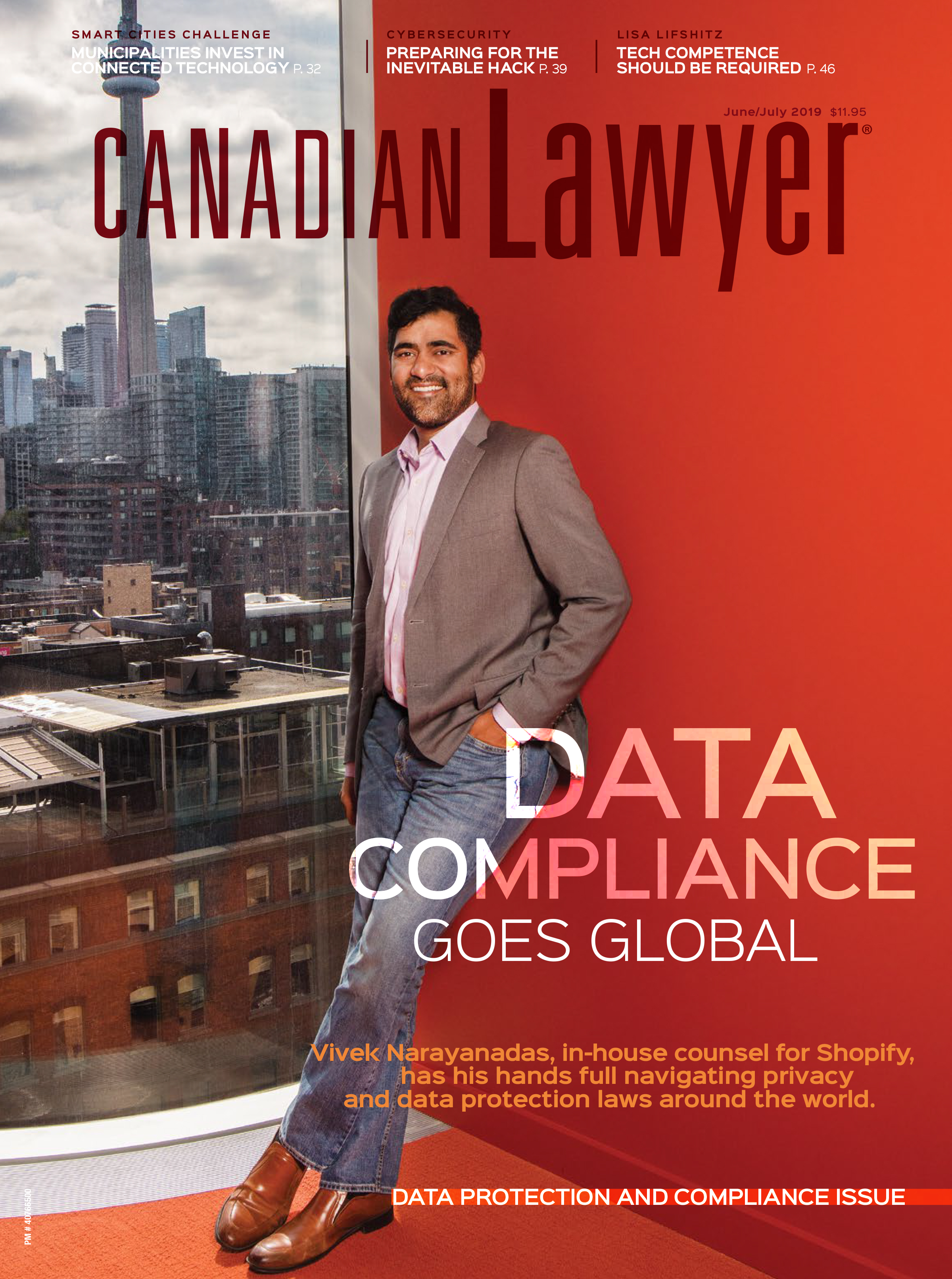 Preparing for the inevitable hack | Canadian Lawyer Mag