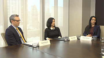 A bird's eye view — General Counsel Roundtable Video 3